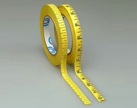 "1/2"" x 50yds Pro-Imperial Measurement Tape - Per Roll"