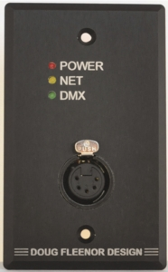 1 Port Ethernet to DMX Interface