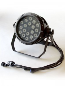 1018 Quad Outdoor IP65 LED Fixture