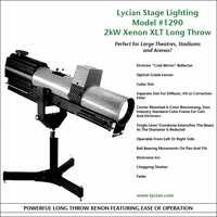 1290 XLT 2K Xenon Spotlight - Model 1290
