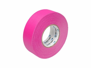 "2"" Fluorescent Pro Gaffer Tape - Case of 24 Rolls (4 Colors)"
