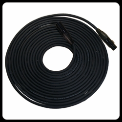 3-Pin DMX Cable - 75'