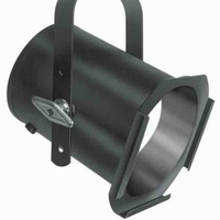 Par 38 300 Watt Steel Black Par