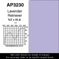 "Apollo 3230 - Lavender Retriever - Ten 20"" x 24"" Sheets"