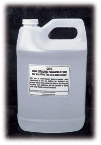 CITC's Low Ground Fog Fluid - Case