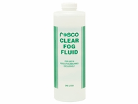 Clear Fog Fluid - 4L