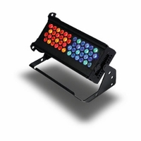 Color Force 12 LED Fixture - White Body