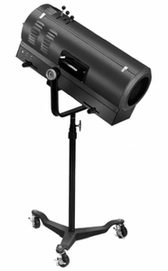 Comet 410 Watt Quartz Followspot with Stand