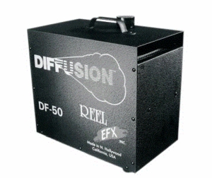 DF-50 Diffusion Hazer without DMX