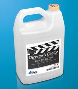 Director´s Choice Fog Fluid - Case