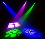 DJ Spot LED DMX Moving Light