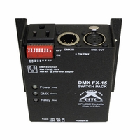 DMX FX-15 Switch Pack