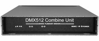 DMX Isolated Combine Unit - 3 Input / 1 Output
