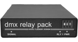 DMX RELAY PACKS