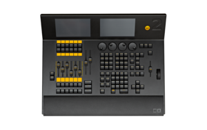 dot2 Core Console - 2 Screens, 4,096 Channels