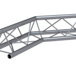 F23 Range - 2-Way 135 Degree Truss Corner