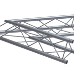 F23 Range - 2-Way 45 Degree Truss Corner