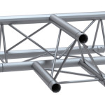 F23 Range - 3-Way Horizontal T Truss Corner