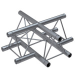 F23 Range - 4-Way X Truss Corner