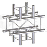 F24 Range 4-Way X Truss Corner