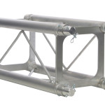 "F24 Range 8.5"" Square Box Truss - 9.84' Section"