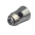 F24 Range Half Conical with 1 Cotter Pin & R-Clip for Box Corner
