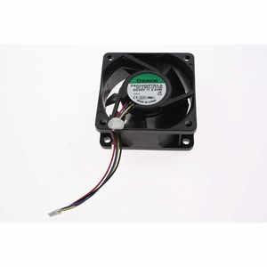 FAN 60x60x25 Axial 4-wire DC 24V - #05741601