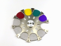 FiberSource QFX150 Color Wheel