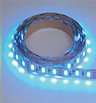 Flexible LED Strip - 16.4' Roll - Blue - 30 LED's Per Meter