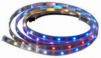 Flexible LED Strip - 9.8' Roll - RGB - 60 LED's Per Meter