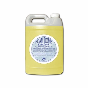 Foam Dome Fluid Concentrate Extra Dry - Case