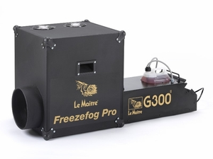 FreezeFog 300 Low Fogger Touring System