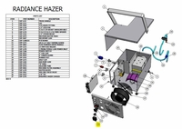 Radiance Hazer Fuse Powered Entry Module - #CXP-2802