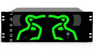 Hippotizer Boreal+ 4 x DVI DualLink Media Server