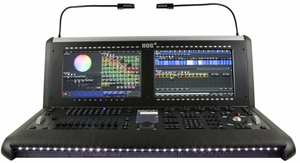Hog 4 Lighting Control Console Package in Road Case