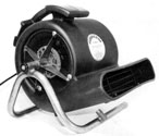 Hurricane II Fan with Stand