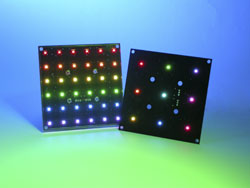 "iColor Module FX - 6"" x 9 LED's"