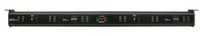 LDS-610, W-DMX, Duplex w/ Aux, Six Channel Dimmer, ETL