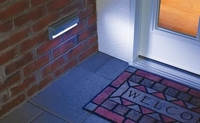 LED Brick Star - Stainless Steel Finish