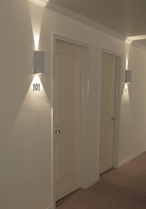 LED SCONCE STAR