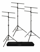 LIGHTING AND SPEAKER STANDS - STAGE LIGHTING TREES