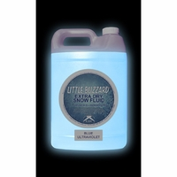 Little Blizzard Ultraviolet Blue Snow Fluid - Case