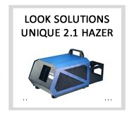 Look Solutions Unique 2.1 Haze Machine - Rental