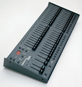 LP-624 Microplex - DMX and Analog Lighting Console