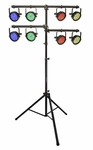 LT-88B LT Series Heavy-Duty Multi-Tiered Lighting Tree Tripod Stand