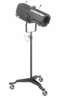 Luminator 410 Watt Quartz Followspot with Castered Stand