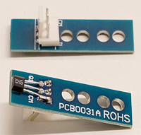 MAGNETIC SENSOR PCB FOR DESIGN SPOT 250P - #204010057