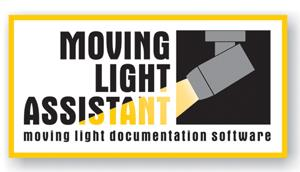MOVING LIGHT ASSISTANT SOFTWARE
