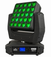 NEXT NXT-1 LED Moving Light (2-Pack with Flight Case)