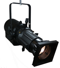 Phoenix 2 LED Profile Spot Ellipsoidal - 250 Watt - 5 Degree